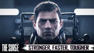 The Surge - Stronger, Faster, Tougher Trailer