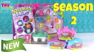 getlinkyoutube.com-NEW Squinkies Season 2 Mystery Villas Opening Toy Review | PSToyReviews