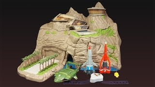 getlinkyoutube.com-サンダーバード ARE GO  サウンドビークルシリーズ DXトレーシーアイランド トイザらス限定 Thunderbirds ARE GO DX Tracy Island