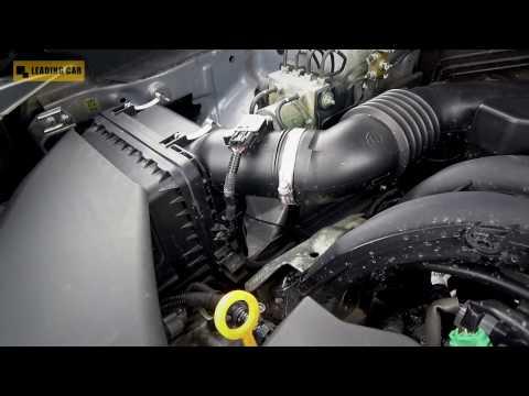 Subaru Forester (2016): Замена воздушного фильтра