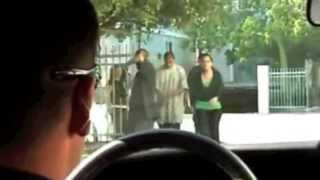 getlinkyoutube.com-South Central LA Gang Unit - Ride Along