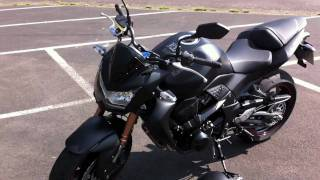 getlinkyoutube.com-Kawasaki Z 750R Test