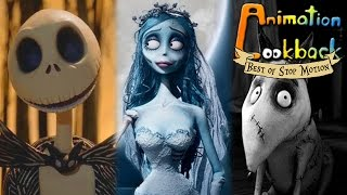 The History of Tim Burton's Animation - Animation Lookback: The Best of Stop Motion