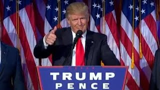 Donald Trump VICTORY SPEECH | Full Speech as President Elect of the United States