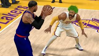 getlinkyoutube.com-NBA 2K17 MyCareer #15 - Major Attribute Upgrade ALERT