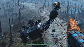 getlinkyoutube.com-Fallout 4 Play as Liberty Prime