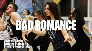 getlinkyoutube.com-Lady Gaga / Bad Romance / Original Choreography