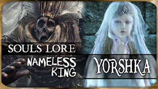 getlinkyoutube.com-Souls Lore - Gwyn's Exiled and Bastard Children