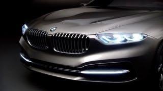 getlinkyoutube.com-► NEW BMW Pininfarina Grand Lusso Coupé