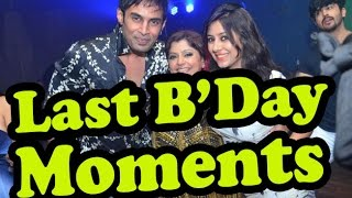 getlinkyoutube.com-Last Birthday Video Of Pratyusha Banerjee & Boy Friend Rahul Raj Singh