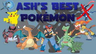 getlinkyoutube.com-Who is Ash's Best Pokémon?