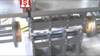 Car Exhaust System Muffler Production Line Equipment汽車消音器殼體生產設備