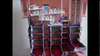 getlinkyoutube.com-The Twilight Zone Tower of Terror Paper Model