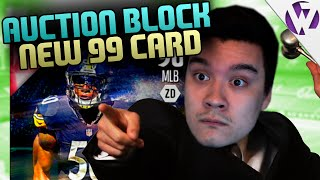 getlinkyoutube.com-Madden 16 ROAD TO 99 OVR / AUCTION BLOCK / LINEUP UPDATE - NEW 99 CARD! Investing in a set
