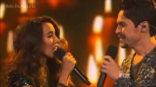 getlinkyoutube.com-Alex & Sierra - Say Something (Winners Final Song)