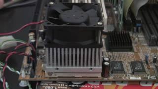古いPCにWindows7(β)をいれてみた-1
