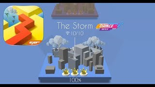 Dancing Line   The Storm (Dance Remix)