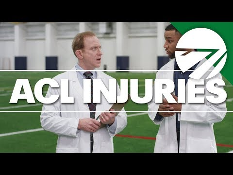 Dr. Golden Tate │ Lesson #1 │ ACL Injuries