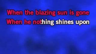 getlinkyoutube.com-Nursery Rhyme - Twinkle Twinkle Little Star Karaoke Verson