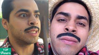 getlinkyoutube.com-Juan & Real Mexicans | All David Lopez Juan Vines - Top Viners ✔