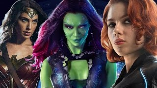 getlinkyoutube.com-11 Sexiest Comic Book Movie Actresses