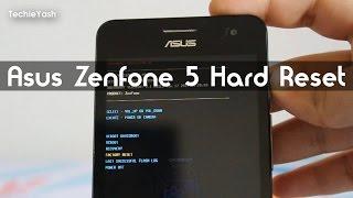 getlinkyoutube.com-Asus Zenfone 5 Hard Reset via Stock Recovery