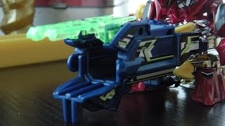 getlinkyoutube.com-B-Daman Review! CB30 LOCK-ON BARREL - SOURYUOH (KING BAKUSO) REFERENCE!