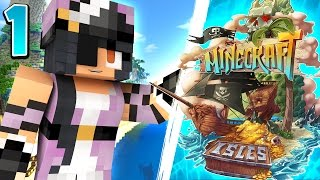 getlinkyoutube.com-Minecraft Isles | Who's Your Captain?