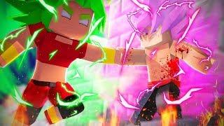 Minecraft: DRAGON BALL 🤜🤛 #4 - LUTAS !! ‹ Ine ›