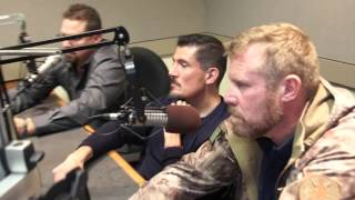 getlinkyoutube.com-Benghazi Soldiers Interview For '13 Hours' Movie Premiere