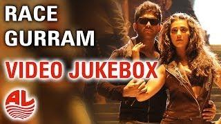 Race Gurram Songs |  Race Gurram Full Videos Jukebox | Allu Arjun, Shruti Hassan, S.S Thaman