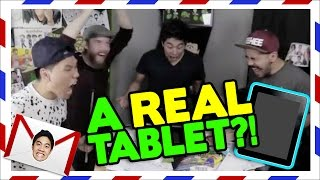 A Real Tablet!? (Teehee Time)