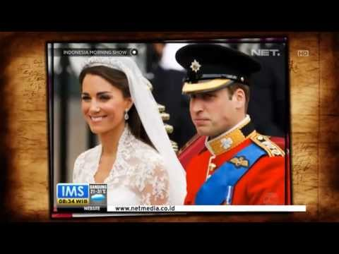 IMS - Today's History 29 April - Hari Jadi Pernikahan Pangeran William