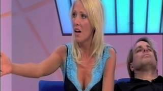 getlinkyoutube.com-Hypnotic Seduction Pleasure Handshake - Peter Powers Top Stage Hypnotist Show on TV