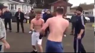 getlinkyoutube.com-Irish Travellers Bareknuckle Boxing Fight