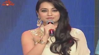 Lion Heroine Trisha Cute Speech at Lion Audio Launch