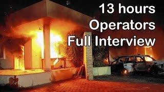 getlinkyoutube.com-13 hours Benghazi - Operators  Full Interview