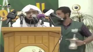 تلاوةندية لـ أ.عبدالله ابن الشيخ عبدالرحمن السديس
