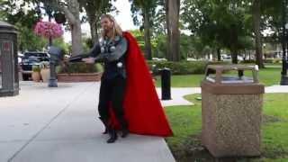 getlinkyoutube.com-Prancercise: A Fitness Workout with Thor!