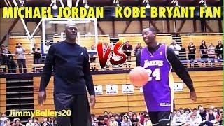 getlinkyoutube.com-51 years old Michael Jordan vs. Kobe Bryant fan