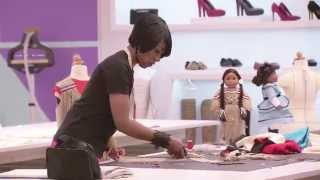 getlinkyoutube.com-Project Runway Challenge: Design Inspiration | American Girl