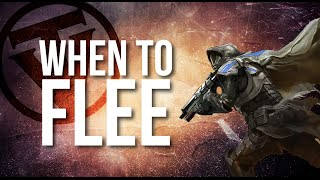 Crucible Strategy: Learning When to Flee