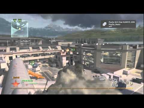 BEST MODERN WARFARE 2 TRICKSHOT EVER!?
