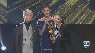 The Face Thailand ซีซั่น 2 รายการโทรทัศน์ที่สุดแห่งปี 2016 Daradaily The Great Awards