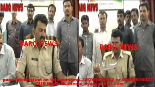 getlinkyoutube.com-BARQ NEWS..MURDER CONSPIRENCY BUSTED BY SOUTH ZONE TASK FORCE