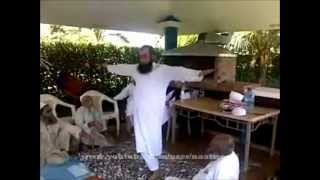 getlinkyoutube.com-NEW - VIDEO OF MAULANA TARIQ JAMEEL DOING ZIKR & EXERCISE AND TEACHING OTHERS !