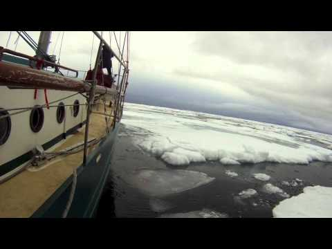 GoPro: Nordwest Passage segeln