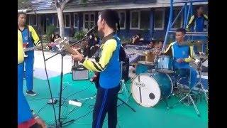 Remember of today pergi hilang dan lupakan cover Band ala ala SMKN1 pkl.kerinci