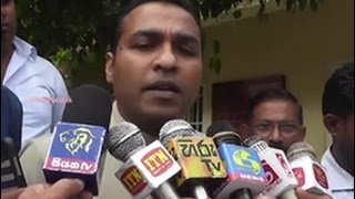 Pramitha Bandara Tennakoon quits as provincial minister after SLFP removes father