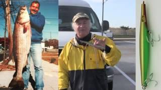 getlinkyoutube.com-Surf fishing 101, Episode # 2 Needlefish Lure